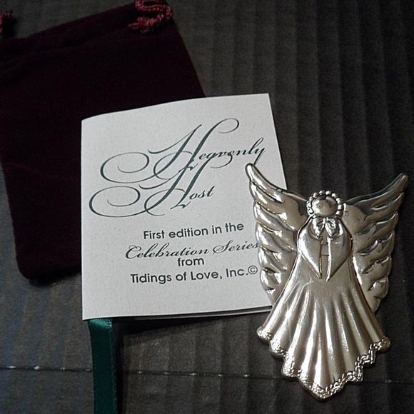 Angel Shaped Christmas Tree.Vintage Holiday Angel Tree Ornament Christmas